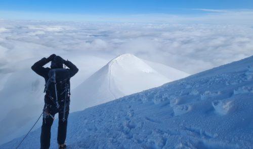Artikelbild zu Artikel 2021-07 Die Besteigung des weißen Berges